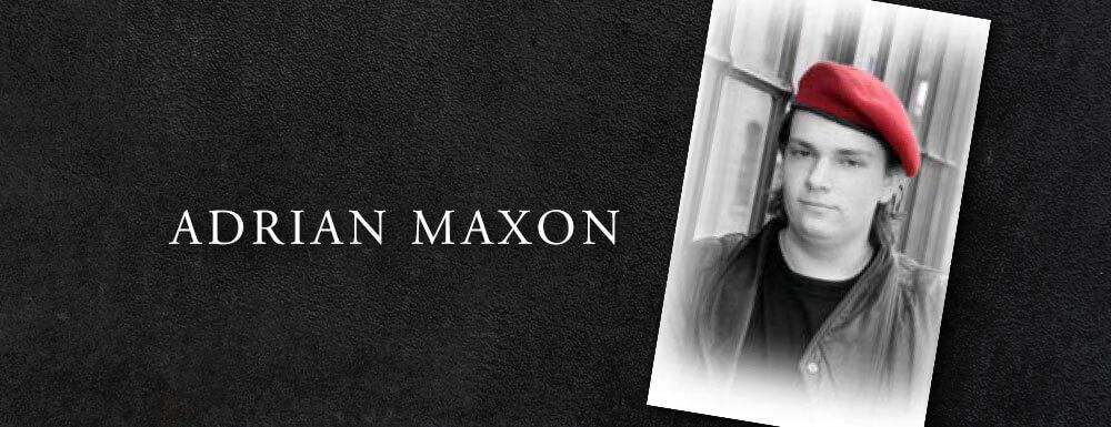 adrian maxon teen memoriam 2007