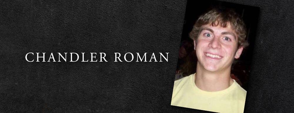 chandler roman teen memoriam teen injuries