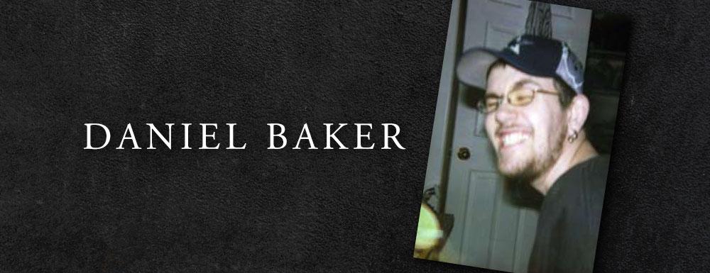 daniel baker teen memoriam
