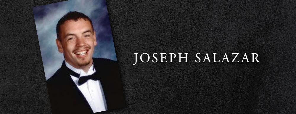 joseph salazar teen memoriam