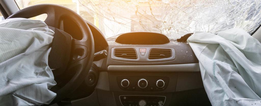 zero fatalities - airbag deployed