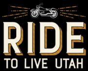 Logo- Ride To Live Utah